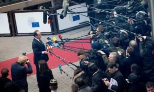 Σύνοδος Κορυφής: Να τηρήσει τις δεσμεύσεις της η Ελλάδα - Δηλώσεις ηγετών της Ε.Ε.