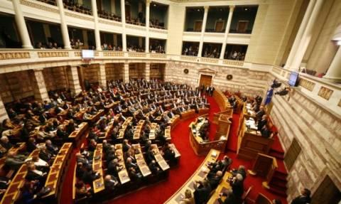 Υπέρ της άρσης ασυλίας βουλευτή της ΝΔ ετάχθη η Βουλή
