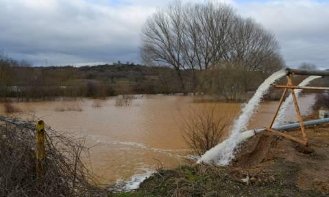 Ανοχύρωτη απέναντι στις πλημμύρες η πεδιάδα των Σερρών
