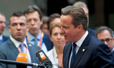 Σύνοδος Κορυφής – Κάμερον: Με την Ελλάδα ήμασταν στο ίδιο καράβι