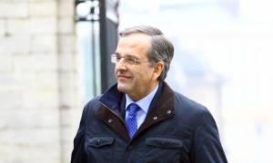 Σαμαράς: Θα κάνω το παν για να βγει η Ελλάδα από την κρίση