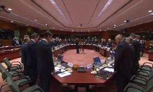 Σύνοδος Κορυφής: Ενός λεπτού σιγή για τους 22 νεκρούς στην Τυνησία (photos)
