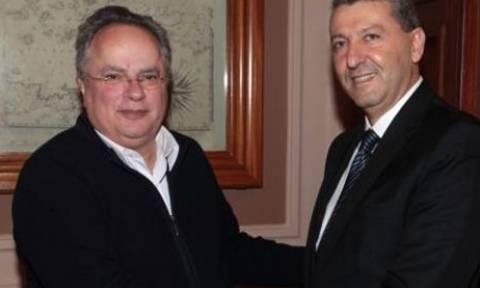 Λιλλήκας σε Κοτζιά: Επιφυλάξεις για επανέναρξη διαπραγματεύσεων του Κυπριακού