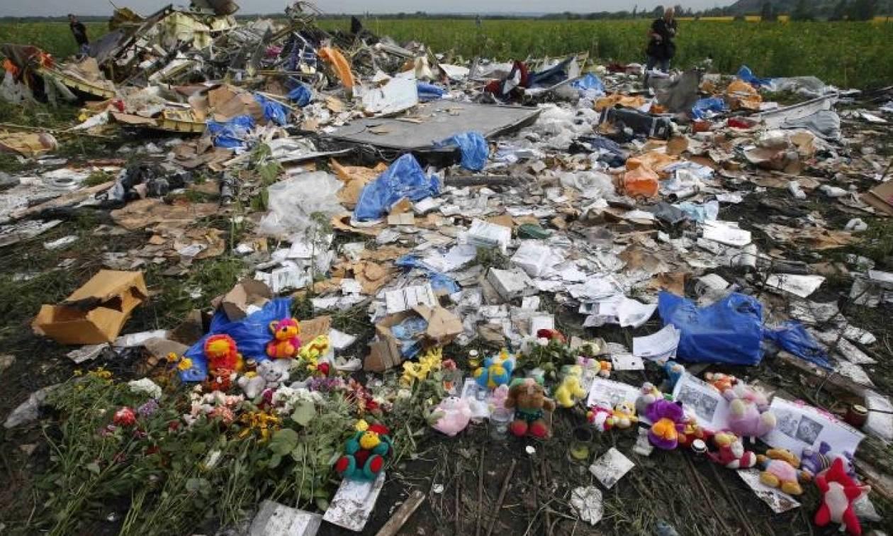 Θραύσμα ενισχύει τη θεωρία κατάρριψης της πτήσης MH17 από πύραυλο