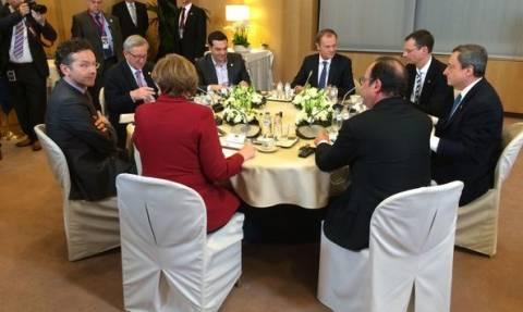 Ολοκληρώθηκε η κρίσιμη συνάντηση για την Ελλάδα στις Βρυξέλλες (vid)