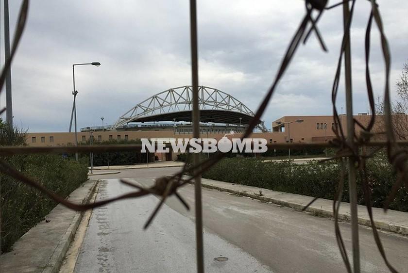 Αναξιοποήτο το γήπεδο του μπιτς βόλευ στο Φάληρο