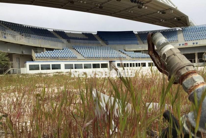Ολυμπιακή ερήμωση...
