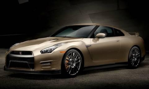 Nissan: Χρυσή επετειακή έκδοση για το GT-R