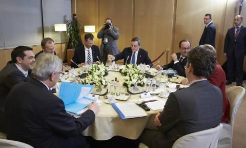 Ολοκληρώθηκε η επταμερής συνάντηση στις Βρυξέλλες
