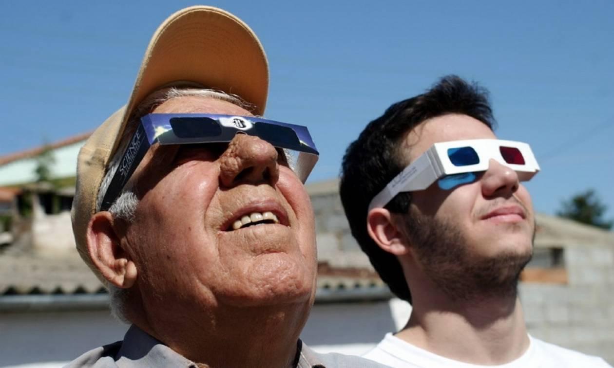 Έκλειψη ηλίου: Όσα πρέπει να ξέρετε και τι πρέπει να αποφύγετε