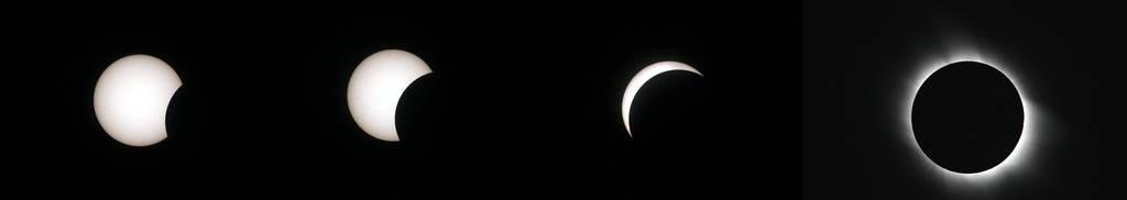 Ολική έκλειψη ηλίου: Δείτε που θα γίνει η μέρα… νύχτα (photos-videos)