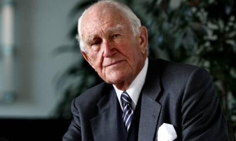 Απεβίωσε ο πρώην Αυστραλός πρωθυπουργός Μάλκολμ Φρέιζερ