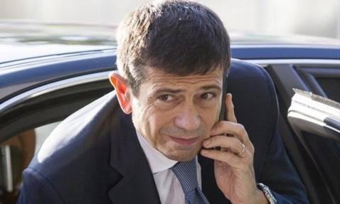 Παραιτήθηκε ο Ιταλός υπουργός Μεταφορών εν μέσω σκανδάλου διαφθοράς