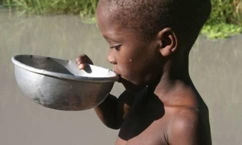 Χωρίς επαρκές πόσιμο νερό 748 εκατομμύρια άνθρωποι