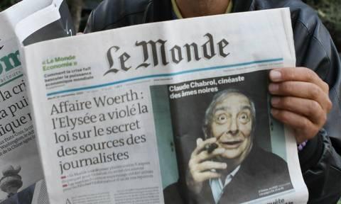 Γράφημα της Le Monde για την χρηματοδότηση της Ελλάδας