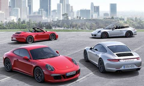 Porsche: Ανάκληση για Boxster, Cayman, 911 και 911 Turbo