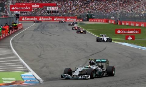 F1: Εκτός ημερολογίου το Γερμανικό Grand Prix