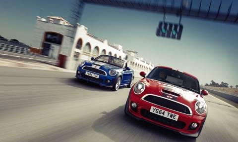 MINI: Τα Coupé και Roadster στην τελική ευθεία