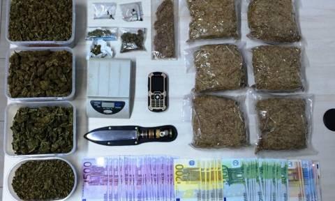 Σίφνος: Σύλληψη 46χρονου με ναρκωτικά και λαθραίο καπνό