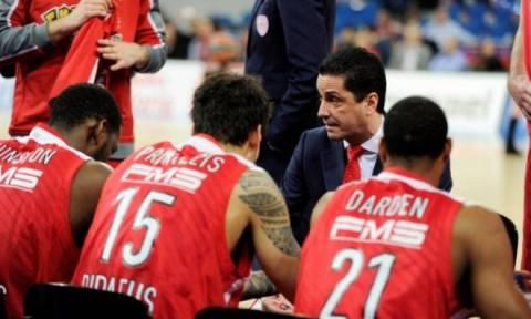 Σφαιρόπουλος: «Είχαμε τις ευκαιρίες μας, αλλά…»