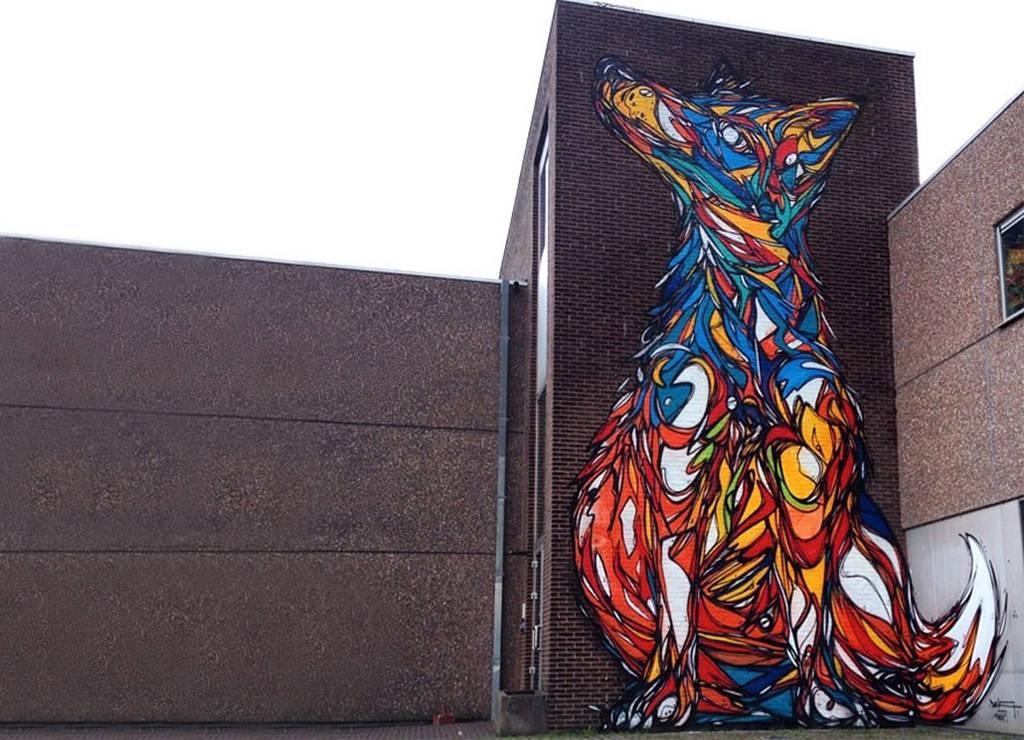Street art στο Βέλγιο (photos)