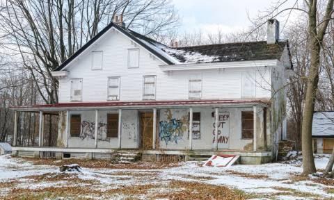 Το πιο τρομακτικό σπίτι στον κόσμο (video)