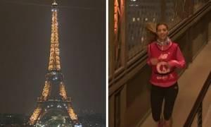 Γαλλία: Επίσημη πρώτη για την… «κάθετη» κούρσα του Παρισιού (video)