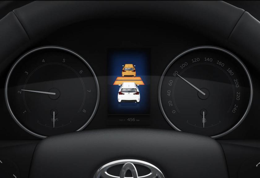 Toyota: Η αίσθηση ασφάλειας