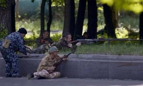Ημέρα έντασης με ανταλλαγή πυρών στο Ντονέτσκ