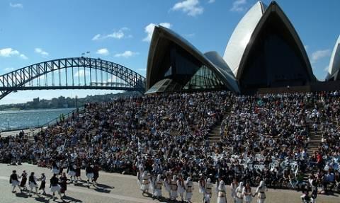 Αυστραλία: Η ομογένεια τίμησε την επέτειο της 25ης Μαρτίου