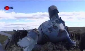 Συρία: Συντριβή ελικοπτέρου – Αιχμαλωτίστηκαν τα μέλη του πληρώματος