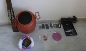 Χανιά: Εξαρθρώθηκε σπείρα διακίνησης ναρκωτικών