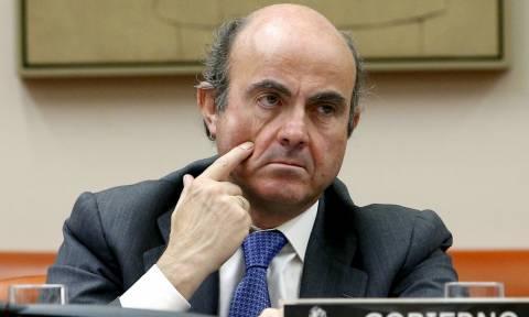Ισπανός ΥΠΟΙΚ: Ούτε ευρώ στην Ελλάδα χωρίς την εφαρμογή των μεταρρυθμίσεων