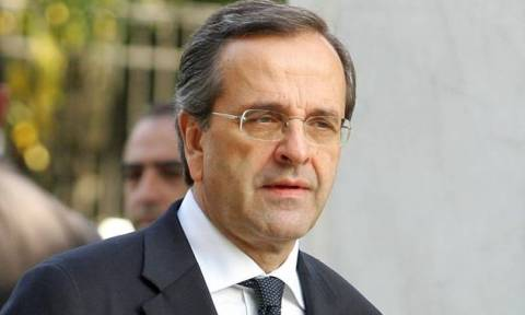 ND leader Samaras criticises government for closed shops on Sundays