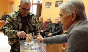 Γαλλία – περιφερειακές εκλογές: Προβάδισμα Σαρκοζί, τρίτη η Μαρίν Λεπέν