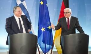 Σταϊνμάιερ: Να μην επιτρέψουμε να διαβρώσουν οι σχέσεις Γερμανίας - Ελλάδας