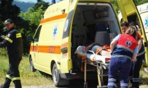 Μυτιλήνη: Ένας νεκρός και δύο τραυματίες σε τροχαίο
