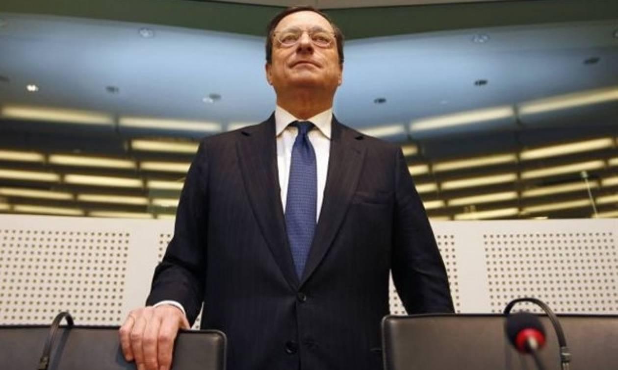 Ο Ντράγκι στο Ευρωπαϊκό Kοινοβούλιο για ποσοτική χαλάρωση και Ελλάδα