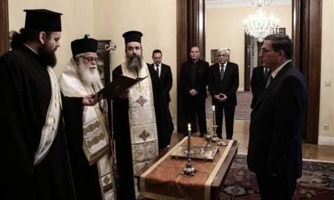 Ορκίστηκε ο νέος υποδιοικητής της Τράπεζας της Ελλάδος