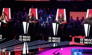 Τρελές πτήσεις τηλεθέασης για το The Voice 2 – Δε θα πιστεύετε πόσο έφτασε σε τέταρτο