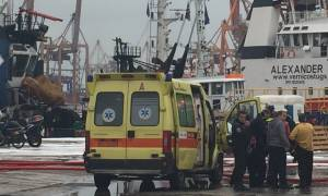 Δυστύχημα στο Highspeed 5: Μέλος του πληρώματος ήταν ο νεκρός