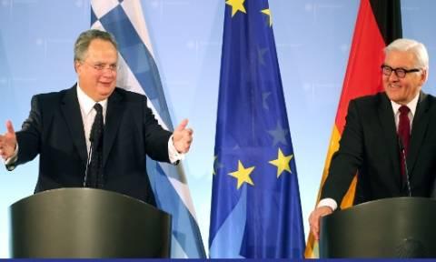 Σταϊνμάιερ: Το θέμα των πολεμικών αποζημιώσεων έχει διευθετηθεί