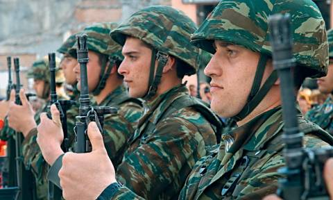Απαλλάσσονται από τις ποινές τους οι στρατιωτικοί λόγω εθνικής επετείου