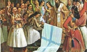 Η εθνική επέτειος της 25ης Μαρτίου! Τι γιορτάζουμε σήμερα; (pics-vid)