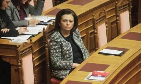 Χρυσοβελώνη για συνάντηση Τσίπρα- Μέρκελ: Υπερήφανη η στάση της κυβέρνησης
