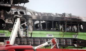 Κερατσίνι: Μεγάλη φωτιά και εκρήξεις στο Highspeed 5 - Ένας νεκρός