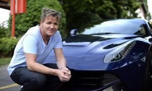 Κλασικά Αυτοκίνητα: Η LaFerrari του Gordon Ramsay (photos)