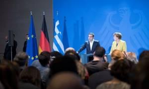Σειρά επαφών Τσίπρα με Γερμανούς αξιωματούχους στο Βερολίνο