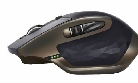 Παρουσίαση του νέου ασύρματου ποντικιού Logitech® MX Master (pics)