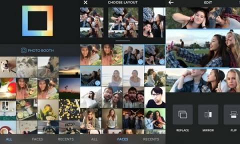 Layout: Η νέα υπηρεσία του Instagram
